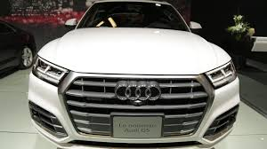 2018 audi q5 white. beautiful 2018 2018 audi q5 quattro  exterior and interior walkaround 2017 montreal  auto show with audi q5 white