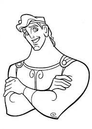 Small Picture Picture of Hercules Coloring Pages Bulk Color