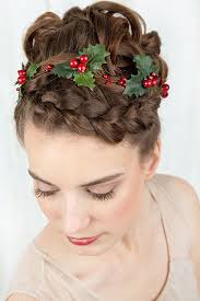Hairstyle Ideas 2015 15 creative christmas themed hairstyle ideas 2015 xmas tree 4653 by stevesalt.us