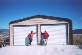 standard garage 24 wide x 31 long 9 leg height optional 10 8 doors 2 24x31x9 standard carport