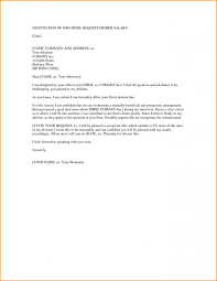 salary counteroffer letter counter offer letter creative salary about sample loan application