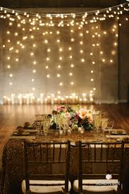 Love the gold throughout without being overwhelming - gold chiavari, La  Tavola gold sequin linen