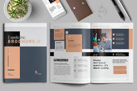 Marketing Brochure Templates 70 Modern Corporate Brochure Templates Design Shack
