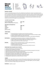 Vet Assistant Resume Luxury 14 Best Resumes Images On Pinterest ...