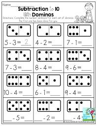 Kindergarten Subtraction Worksheets Kindergarten Subtraction ...