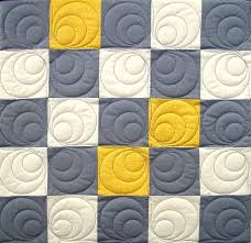 Best 25+ Machine quilting patterns ideas on Pinterest | Machine ... & If I learn to quilt I can make non-straight lines without doing complicated  seams. Hand Quilting PatternsCircle Quilt PatternsMachine ... Adamdwight.com
