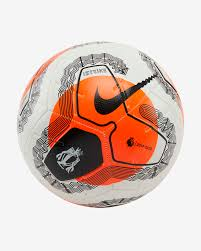 Premier League Strike Soccer Ball. Nike.com
