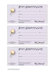 Best Ideas Of Gift Certificate Template Pdf In T Certificate
