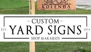 wooden yard signs large size of lighted for beautiful number script address wood house solar