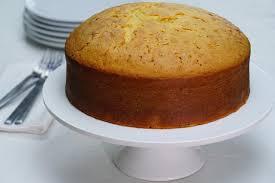 Easy Vanilla Butter Cake