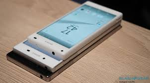 sony xperia z5 compact. sony xperia z5 and compact hands-on