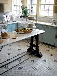 Penny tile kitchen floor gallery tile flooring design ideas penny tile  kitchen floor gallery tile flooring