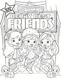 Small Picture Coloring Pages Spongebob And Patrick Best Friends Forever