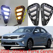 Fog Lights For 2019 Kia Sorento Us 57 0 5 Off Video Cerato Led 2018 2019 Forte Daytime Light Forte Fog Light Forte Headlight Soul Spectora K5 Sorento Kx5 Forte Headlight In Car