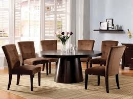 dining tables astonishing large round table seats 8