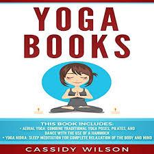 couverture de yoga books aerial yoga yoga nidra sleep tation for plete relaxation