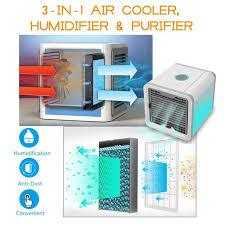 New <b>Portable</b> Mini <b>Air</b> Conditioner Artic <b>Air</b> Cooler Quick Easy Way ...