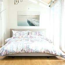 beach scene duvet cover hut double covers lobster creek huts set uk large size