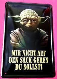 Star Wars Meister Yoda Knudel Plüsch Stofftier Eur 500