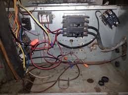 nordyne air handler need help wiring it com attached images