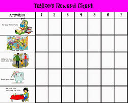 Sticker Charts For Preschoolers Toddler Chart Konmar Mcpgroup Co