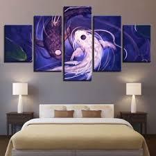 image is loading fish koi yin yang revel paintings poster modern  on yin yang canvas wall art with fish koi yin yang revel paintings poster modern canvas wall art home