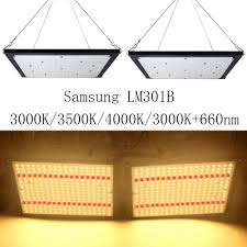 super bright 120w 240w led grow light quantum board full spectrum samsung lm301b sk 3000k 3500k 4000k 660nm meanwell driver diy