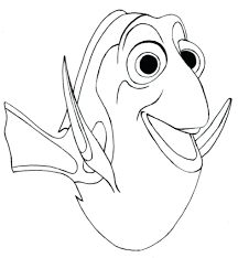 Nemo Cartoon Drawing At Getdrawingscom Free For Personal Use Nemo