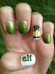 Top 15 Beauty Christmas Nail Art Design – New Easy Winter Manicure ...