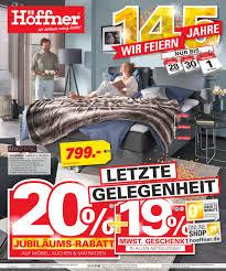 Höffner Prospekt Angebotsware 28 09 2019 01 10