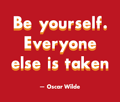 Quote Be Yourself Everyone Else Is Taken Best Of Be Yourself Everyone Else Is Taken Live Learn