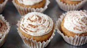 sweet potato cupcakes. Exellent Potato Mini Sweet Potato Cupcakes With Brown SugarCream Cheese Frosting Inside T