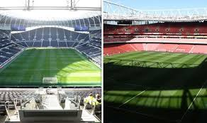 Submitted 1 year ago by kukuxumu. Tottenham S Record In First 14 Games At Stadium Compared To Arsenal S Start At Emirates Football Sport Express Co Uk