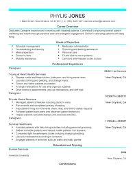 Delightful Design Elderly Caregiver Resume Objective For Caregiver