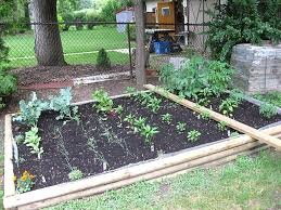 Small Picture backyard 1 Small Backyard Vegetable Garden Design Ideas Small
