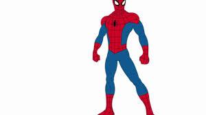 Hướng dẫn vẽ tranh tô màu siêu nhân người nhện Spiderman || How to Draw  Spiderman - YouTube