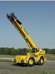 Equipment Mountain States Crane