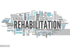 Image result for rehabilitation word