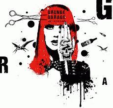 Grunge Garage парикмахерская пирсинг маникюр в екатеринбурге