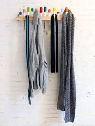 Unusual Coat Racks LET'S STAY Creative coat rack design DIY Pinterest Coat racks 72