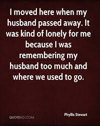 Phyllis Stewart Husband Quotes Quotehd