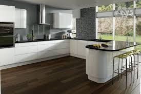 nice white kitchen idea colour schemes modern style kitchen color schemes with wood flooring white