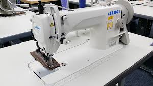 juki du 1181n leather sewing machine