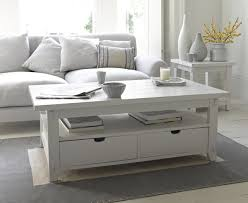 coffee table white coffee table set white coffee table with storage and drawer in grey
