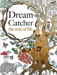 Books About Dream Catchers Dream Catcher the tree of life An elaborate Powerful Colouring 27