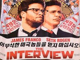 "「movie ""the interview"", newspaper articles」の画像検索結果"