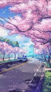 Japan Cityscape iPhone Wallpaper
