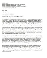 Personal Letter Of Recommendation Format 7 Sample Personal Recommendation Letter Free Sample