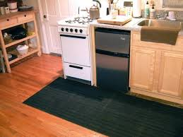 image of black kitchen rugats ikea
