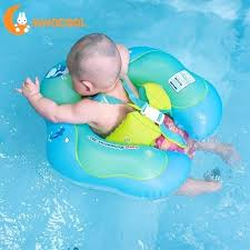 swimming pool toys infant safety inflation swimming ring baby kids float swimming pool toy for bathtub and pools swim portable swimming pool toys r us